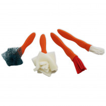 CE-6686 - Easy Grip Mini Texture Wands Set 2 in General