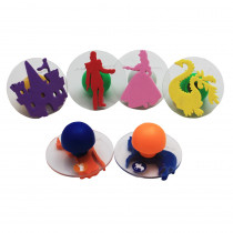 CE-6780 - Ready2learn Giant Fantasy Stampers in Paint Accessories