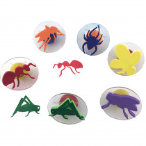CE-6783 - Ready2learn Giant Insects 2 Stampers in Paint Accessories