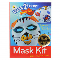 CE-6906 - Ready2learn Craft Kit Mask Kit in Art & Craft Kits
