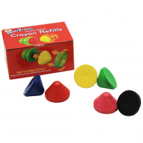 CE-6912 - Ready2learn Easy Grip Crayon Refills in Crayons