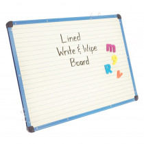 CEPAC455 - Magnetic Lined Dry Erase Board in Magnetic Boards