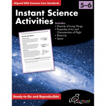 CHK13011 - Science Activities Gr 5-6 in Activity Books & Kits