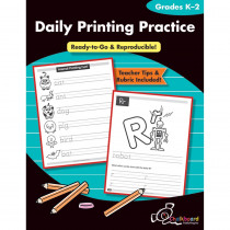CHK7007 - Daily Printing Practice in Handwriting Skills