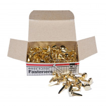 CHL2RBP - Paper Fasteners 1/2In Box Of 100 in Fasteners
