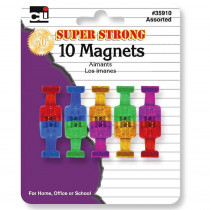 CHL35910 - Super Strong Magnets 10 Pack in Fasteners