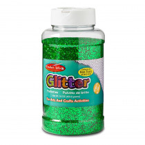CHL41125 - Glitter 16 Oz Bottle Green in Glitter