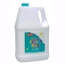 CHL46128 - Economy Washable School Glue Gallon in Glue/adhesives