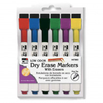 CHL47860 - Magnetic Dry Erase Markers W Eraser in Markers