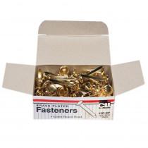 CHL4RBP - Brass Paper Fasteners 1 100/Box in Fasteners