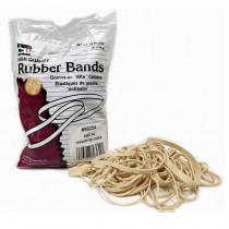 Rubber Bands - High Qual. - #54 (Assorted) -1/4 Lb bag - CHL56254 | Charles Leonard | Mailroom