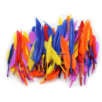 CHL63080 - Duck Quills Feathers 14 Gram Bag in Feathers