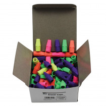 CHL71544 - Economy Eraser Caps Assorted Color in Erasers