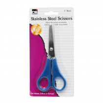 CHL80530 - Scissors Student 5In Blunt Asst Colors in Scissors