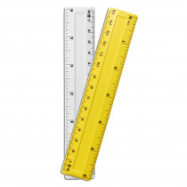 CHL80640 - 6In Plastic Ruler in Rulers