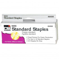 CHL84500 - Chisel Point Standard Staples in Staplers & Accessories