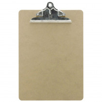 CHL89003 - Masonite Clipboards Letter Size 9X12.5 in Clipboards