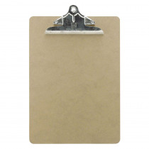 CHL89243 - Letter Size Hardwood Clipboard in Clipboards