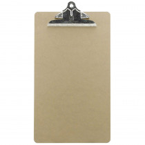 CHL89244 - Legal Size Hardwood Clipboard in Clipboards