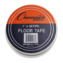 CHS1X36FTWH - Floor Marking Tape White in Floor Tape