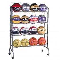 CHSBRC4 - Portable Ball Rack 4 Tier Holds 16 Balls in Racks