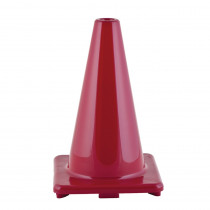CHSC12RD - Flexible Vinyl Cone Wghtd 12In Rd in Cones