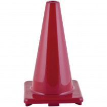 CHSC18RD - Flexible Vinyl Cone Wghtd 18In Rd in Cones