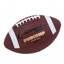 CHSCF100 - Official Size Pro Comp Football in Balls