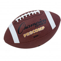 CHSCF300 - Junior Size Pro Comp Football 2 Ply Bladder Tacky in Balls