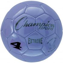 CHSEX4PR - Soccer Ball Size4 Composite Prpl in Balls