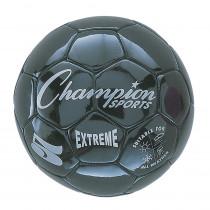 CHSEX5BK - Soccer Ball Size 5 Composite Black in Balls