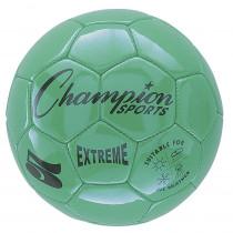 CHSEX5GN - Soccer Ball Size 5 Composite Green in Balls