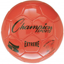 CHSEX5OR - Soccer Ball Size 5 Composite Orange in Balls