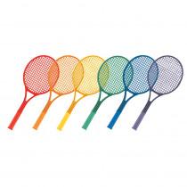 CHSJTRSET - Plastic Tennis Racket Set in Outdoor Games