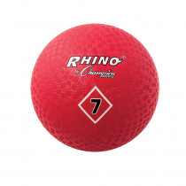 CHSPG7RD - Playground Balls Inflates To 7In in Balls