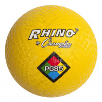 CHSPG85YL - Playground Ball 8 1/2In Yellow in Balls