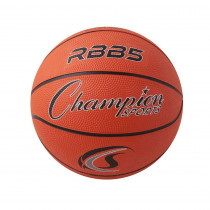 CHSRBB5 - Mini Basketball 7In Diameter Orange in Balls