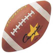 CHSRFB2 - Intermediate Size Rubber Football 2 Ply Butyl Bladder in Balls