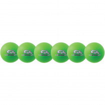 CHSRXD6NGSET - Dodgeball Set/6 Rhino Skin Green in Outdoor Games