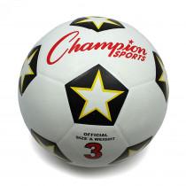 CHSSRB3 - Champion Soccer Ball No 3 in Balls
