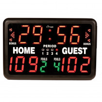 CHST90 - Electronic Scoreboard Multi-Sport Tabletop Indoor in Playground Equipment