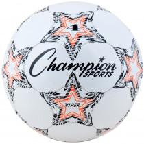 CHSVIPER4 - Viper Soccer Synthetic Cover Sz 5 in Balls
