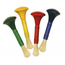 CK-5181 - Knob Brushes Set Of 4 in Paint Brushes