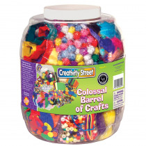 CK-5602 - Colossal Barrel Of Crafts in Art & Craft Kits