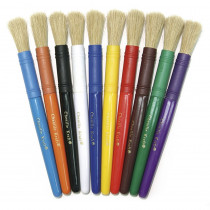 CK-5900 - Colossal Brushes 10-Set Assorted Colors in Paint Brushes