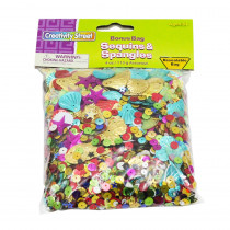 CK-6114 - Sequins & Spangles 4 Oz. in Mirrors