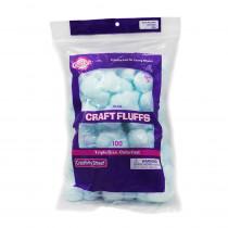 CK-6401 - Craft Fluffs Blue in Craft Puffs