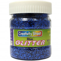 CK-8815 - Glitter 4 Oz. Blue in Glitter