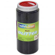 CK-8920 - Glitter 1 Lb. Black in Glitter