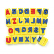 CK-9087 - Paint Handle Sponges Capital Letters 26 Designs in Paint Accessories